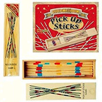Traditional Wooden Sticks