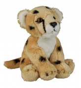 Ravensden Soft Toy Cheetah Plush 13cm