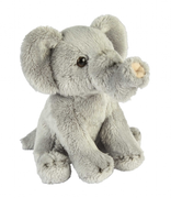 Ravensden Soft Toy Elephant Plush 15cm