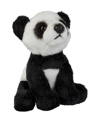 Ravensden Soft Toy Plush Panda 13 cm