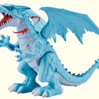Zuru Robo Alive Blue Dragon