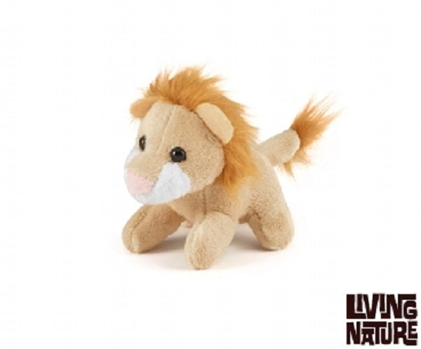 Living Nature Mini Buddies Lion
