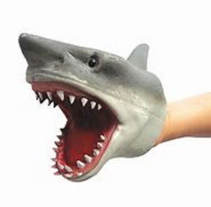 Stretchy Shark Hand Puppet
