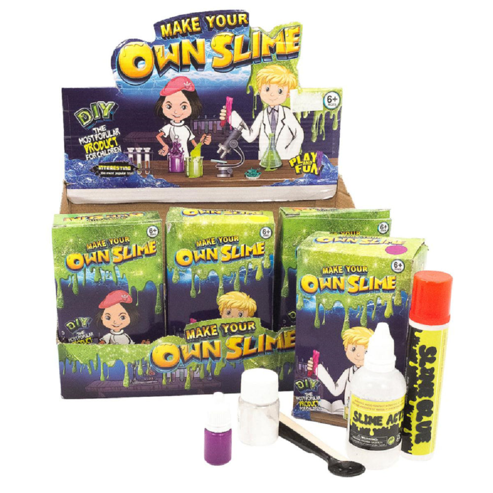 Make Your Own Slime Kit
