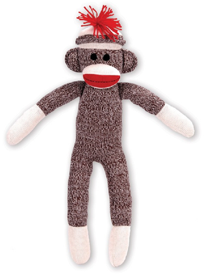 Schylling Sock Monkey