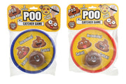 Sticky Poo Pad Catch Ball Game