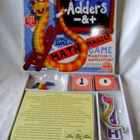 Takes & Adders Maths Version
