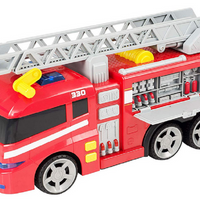 HTI Teamsterz Large Light and Sound Fire Engine