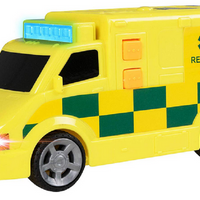 HTI Teamsters Small Light and SOund Ambulance (UK)