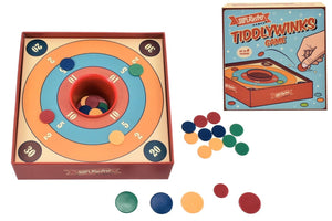 Tiddlywinks Game
