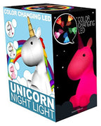 Colour Changing LED Magical Unicorn Night Light