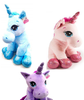 Unicorn Sitting Plush 40cm