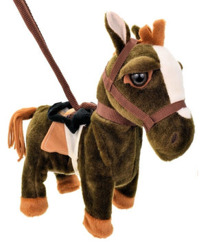 Wild West Walking Horse With Sound and Folding Lead