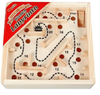 Wooden Labyrinth Maze Game