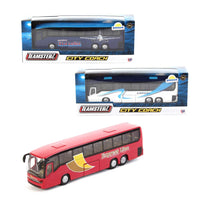 Teamsterz Die-Cast City Coach Traveller Model
