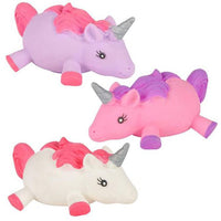 Squeezy Unicorn Puffer Ball
