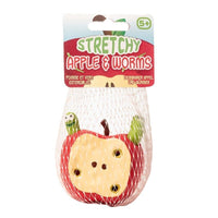 Stretchy Apple and Worms
