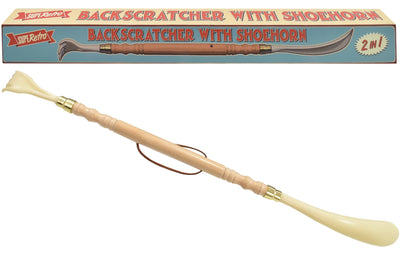 Backscratcher With Shoehorn
