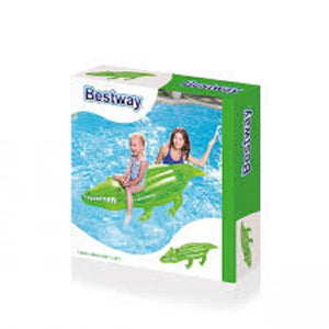 "Bestway 80"" Ride On Crocodile"