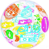 "Bestway 20"" Colourful Beach Ball"