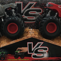 Big Foot Monster Trucks Set Of 2