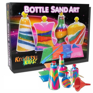 Bottle Sand Art