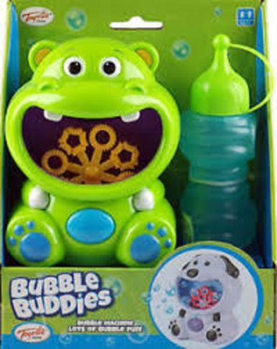 Hippo Bubble Buddies