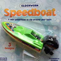 Clockwork Speedboat