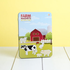 Farm Magnets Activity Set