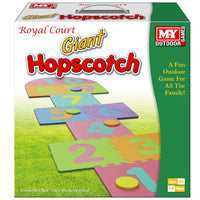 Giant Hopscotch Game