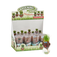 Grass Head Doll