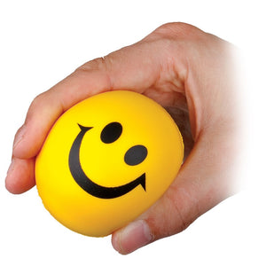The Happy Yellow Bouncy Ball