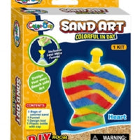 Colourful Make Your Own Sand Art