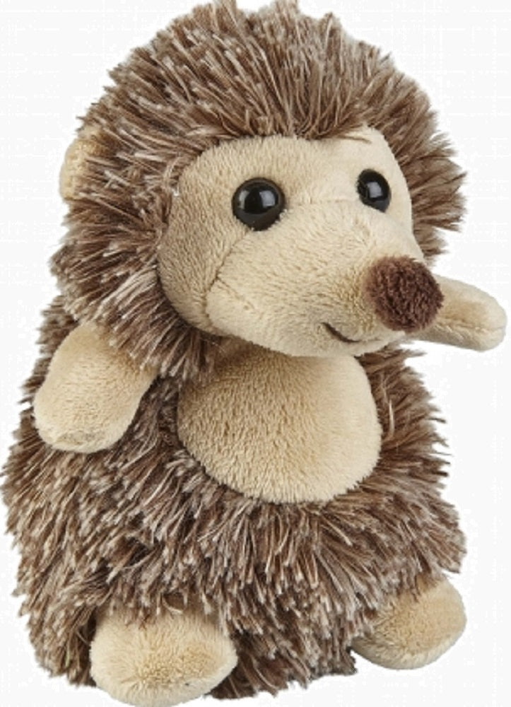Ravensden Plush Hedgehog Sitting 12cm