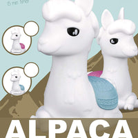Alpaca Colour Changing Night Light