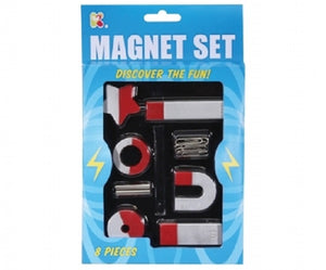Magnet Set 8 Pieces