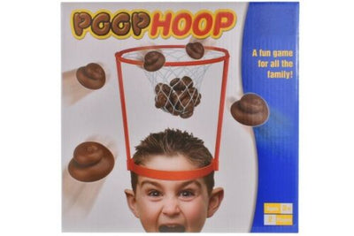 Poop Hoop Basketball Game
