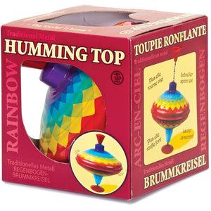 Rainbow Humming Top