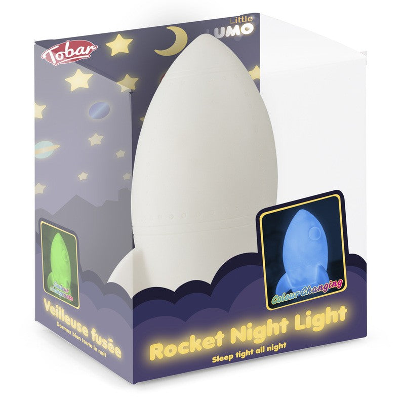 Tobar Rocket Night Light