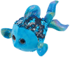 Sequin Plush Fish 30cm