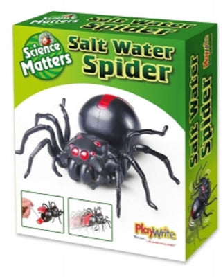 Science Salt Water Spider