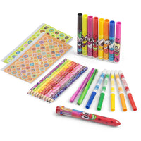 Scentos Activity Colouring Box Set