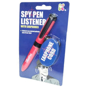 Spy Pen Listener Toy With Earphones