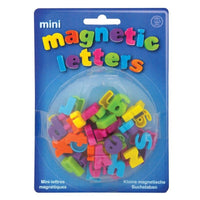 Mini Magnetic Letters (40pc)