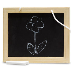 Wooden Chalk Board