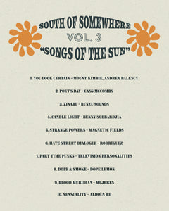 SONGS OF THE SUN VOL. 3