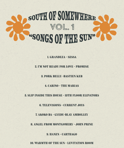 """SONGS OF THE SUN VOL. 1"""