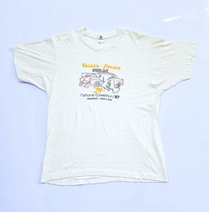 1987 Automobile Owner's Club Tee