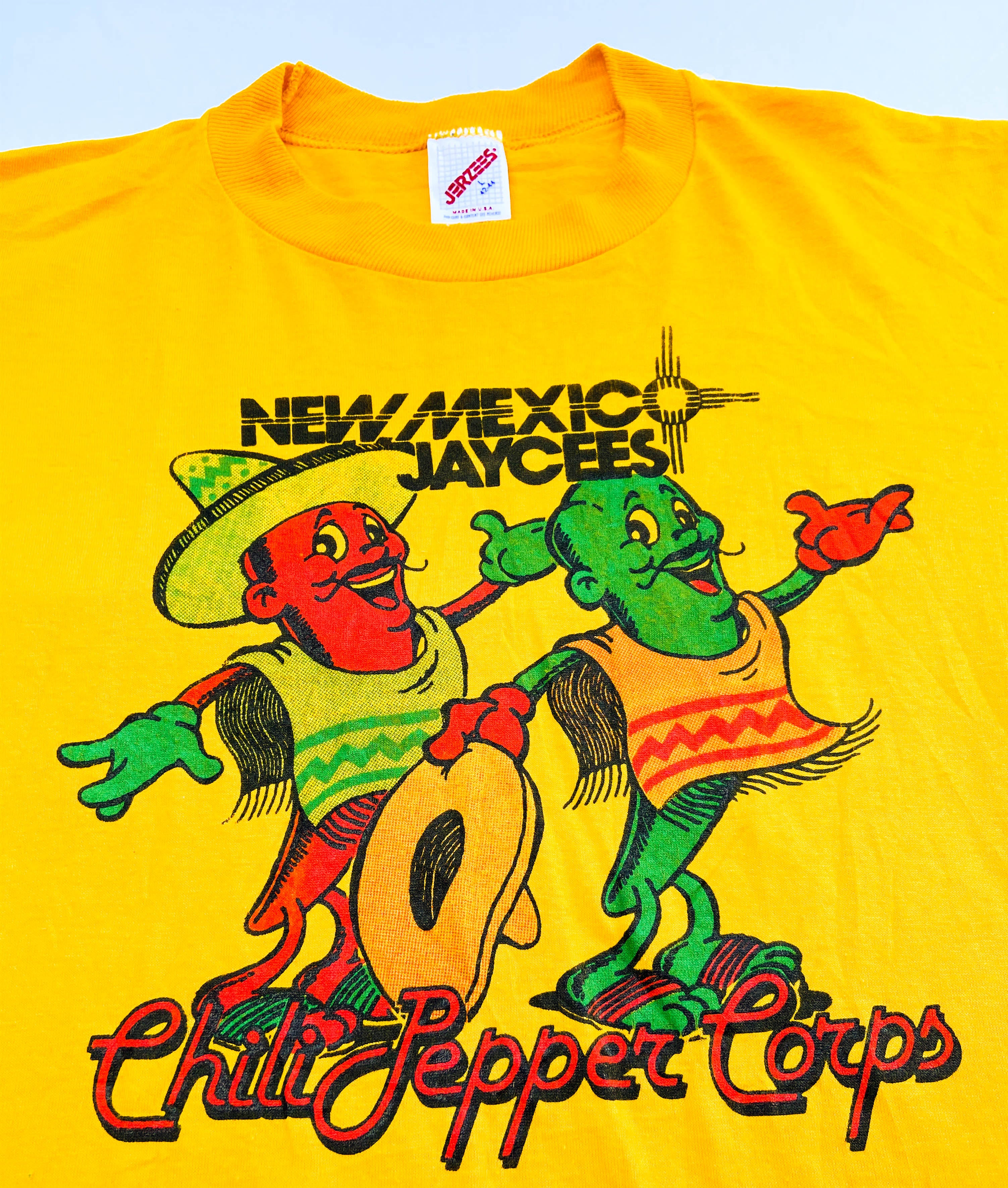 80s New Mexico Destination Tee