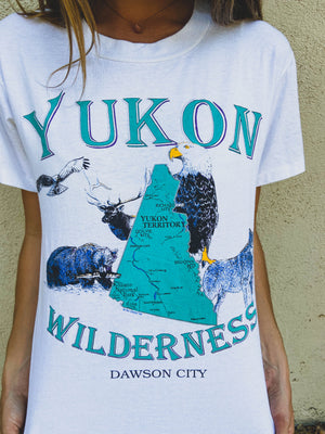 90's Yukon Destination Tee